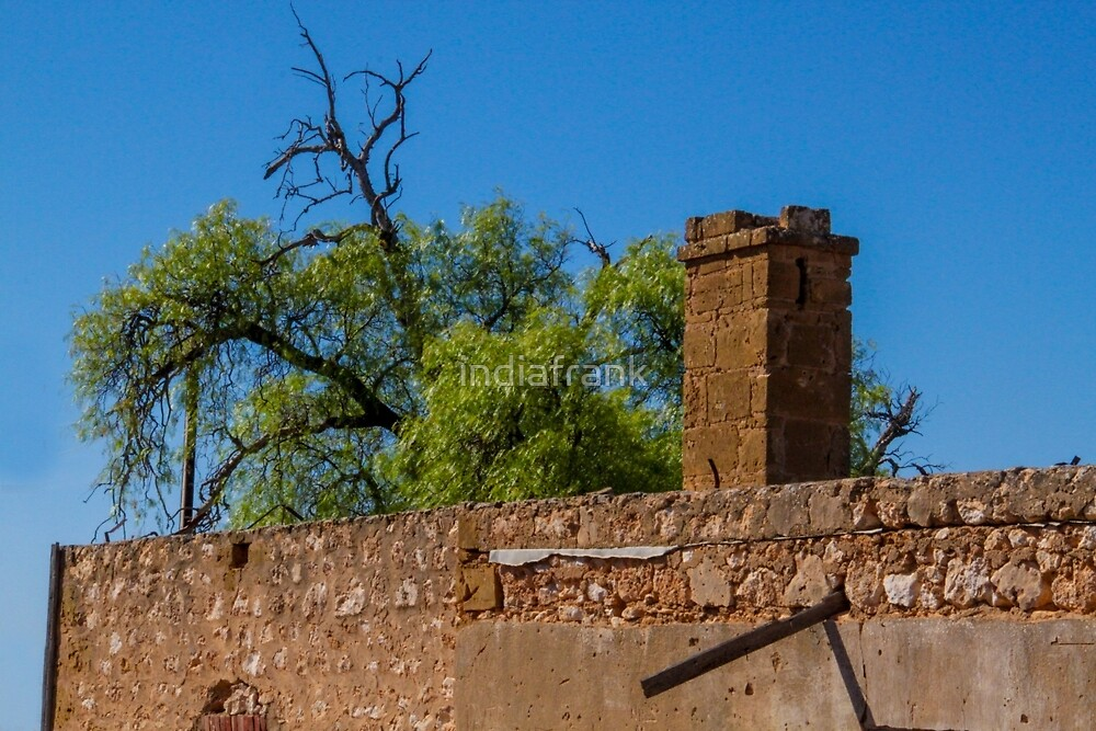 Roofless by indiafrank