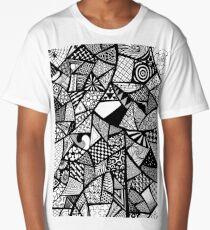 Facets Long T-Shirt