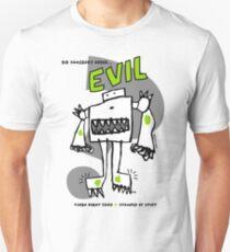 Order Evil Turbo Robot Monster Comic Design Unisex T-Shirt