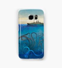 Sea Monster Samsung Galaxy Case/Skin