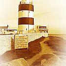 Hook Lighthouse, County Wexford, Ireland by David Carton