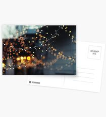 All of the lights Postcards
