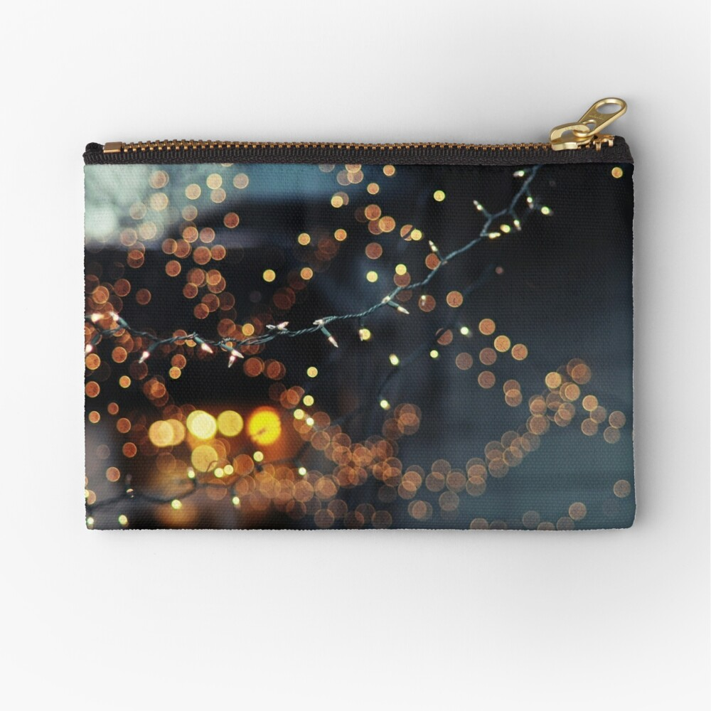 All of the lights Zipper Pouch