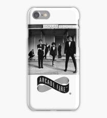 ARCADE FIRE INFINITE TOUR iPhone Case/Skin