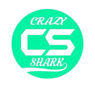 "CRAZYSHARK ""The 100"" (Standard) by Crazy-Shark"
