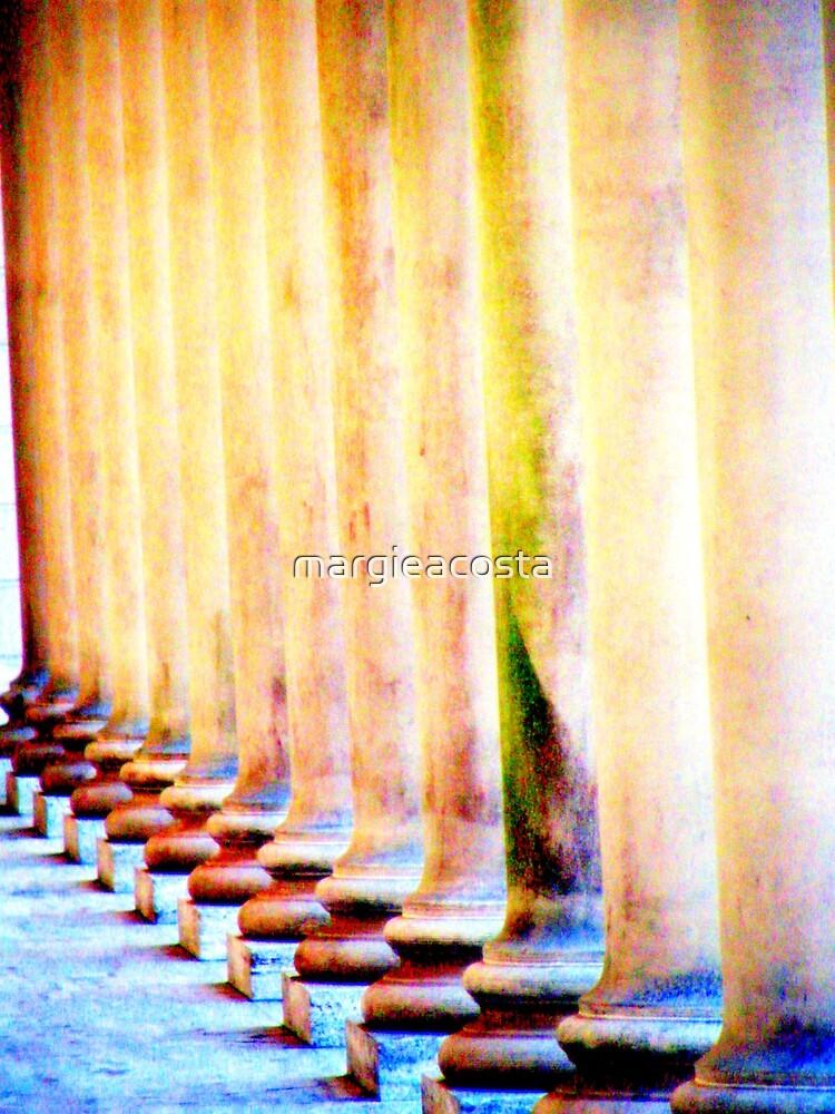 Pillars by margieacosta