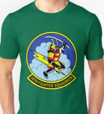 14th Fighter Squadron Unisex T-Shirt