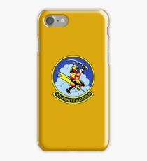 14th Fighter Squadron iPhone Case/Skin