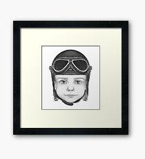 Aviator Framed Print