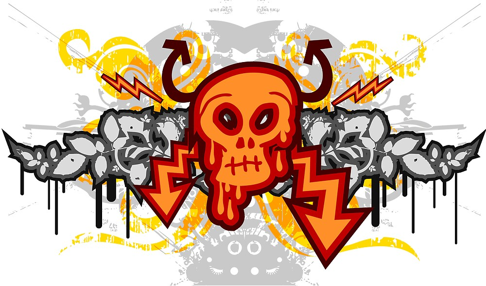 Skull Art by picksflix
