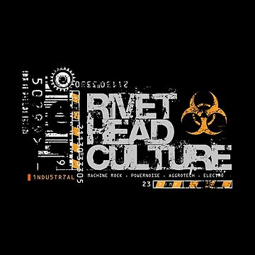 Rivet Head Culture by 01Graphics