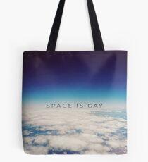 Space is Gay Tote Bag