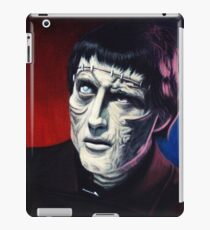The Monster (Christopher Lee) iPad Case/Skin