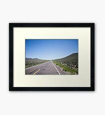 Landscape  Framed Print