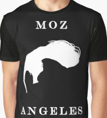 Moz Angeles The Smiths Morrissey Shirt Graphic T-Shirt