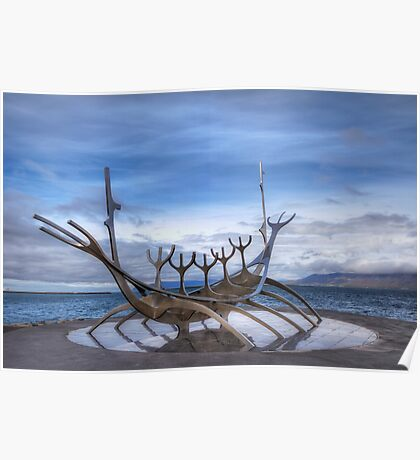 Sun Voyager Poster