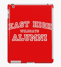 EAST HIGH WILDCATS GET YOUR HEAD IN THE GAME T-SHIRT iPad Case/Skin