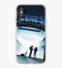 NASA Space Tourism Posters: Ceres iPhone-Hülle & Cover