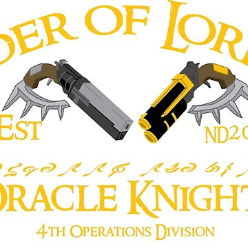 Order of Lorelei - 4th Division  by AquaMoon
