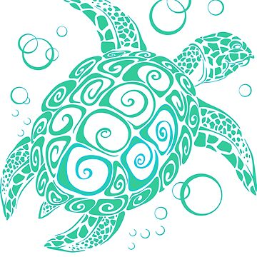 Sea Turtle by 06051984