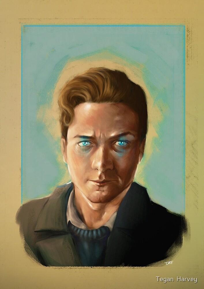 Professor X by Tegan  Harvey