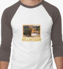 Killdozer Men's Baseball ¾ T-Shirt