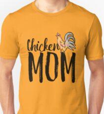 Chicken Mom Unisex T-Shirt
