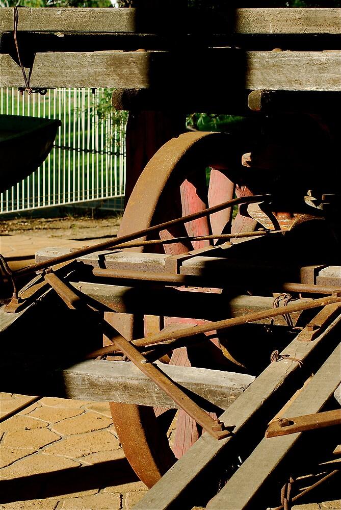 """ Wagon Mechanic"" by Coconut"