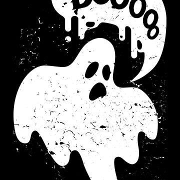 ghastly ghost - 2 by travbos