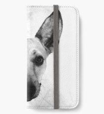Carolina Gray Pup iPhone Wallet/Case/Skin
