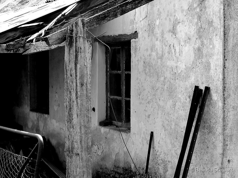 Barossan Ruins 2 by Belinda Stewart