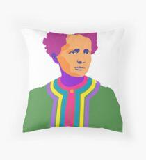 Curie Throw Pillow