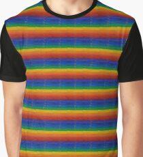 Chakra colours and symbols.  Graphic T-Shirt