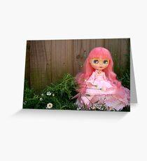 La Petite Princesse Greeting Card