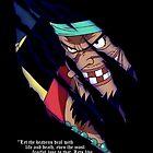 Blackbeard a.k.a. Marshall d Teach by AlexKramer