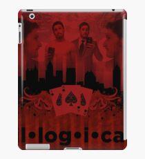 il•log•i•cal iPad Case/Skin