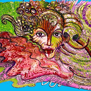 Medusa by AngelinaElander