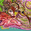 Medusa by Angelina Elander
