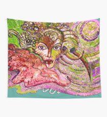 Medusa Wall Tapestry