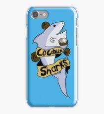 Coconut Sharks iPhone Case/Skin