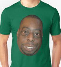Beetlejuice Head Lester Green Unisex T-Shirt