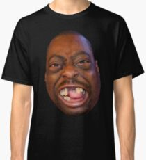 Beetlejuice Head Lester Green Classic T-Shirt