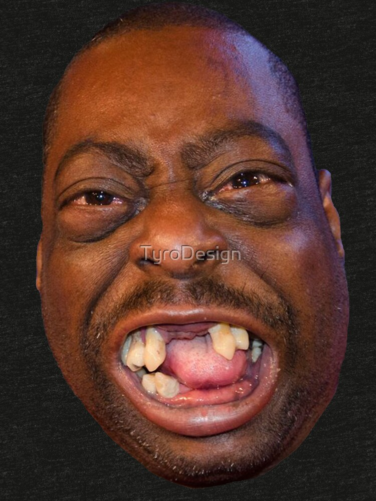 Quot Beetlejuice Head Lester Green Stern Show Quot Tri Blend T