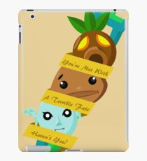 The Legend of Zelda (You've Met With a Terrible Fate Haven't You?) iPad Case/Skin