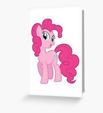 Pinkie Pie Sweet Greeting Card