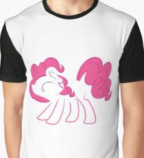 Pinkie Pie Fun Graphic T-Shirt