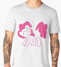 Pinkie Pie Fun Men's Premium T-Shirt