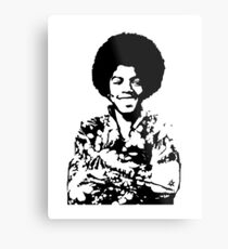 Motown: I Want You Back - Michael Jackson Metal Print
