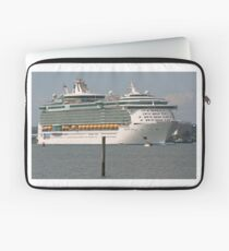 Independence of the Seas Laptop Sleeve