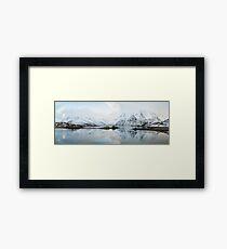 Lofoten Framed Print